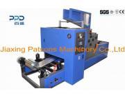 ZHEJIANG PPD MACHINERY(JIAXING) CO LTD: Automatic aluminium household foil roll production machine - PPD-AAR450W