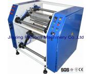 Semi auto cling film rewinding machine - PPD-SCFR550